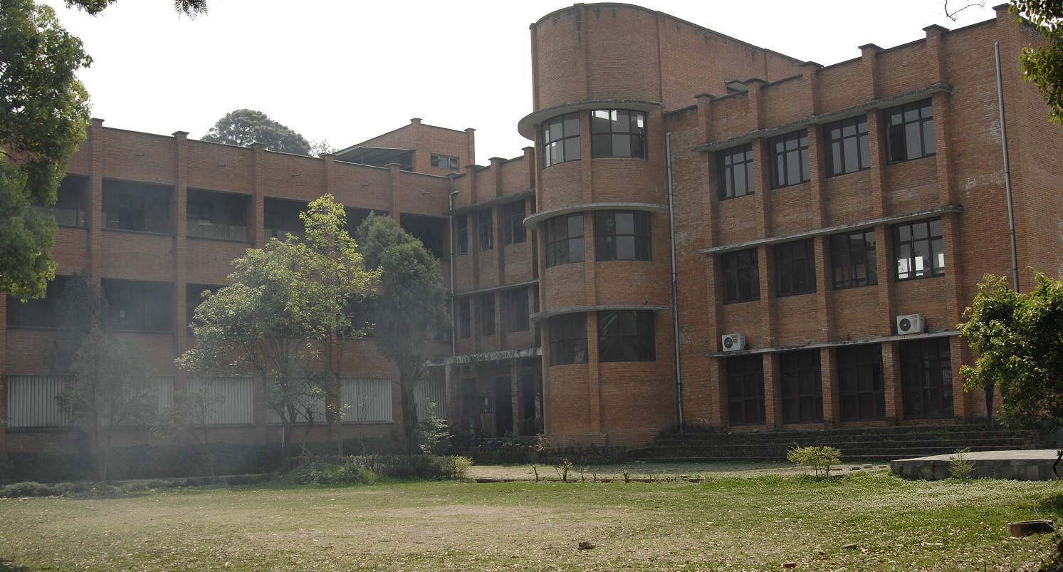 department of architecture pulchowk campus